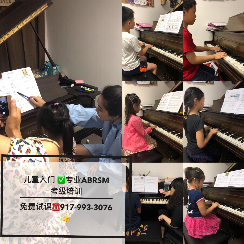 皇后区音乐培训 钢琴学校 仅$25/节 朱莉娅硕士师资团队 英皇考级专家
