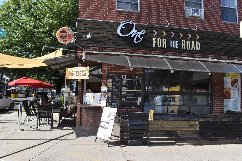 One For the Road (347)732-9732纽约/Flushing/咖啡/Coffee/美味餐点/三明治/烘培点心/特色饮料/