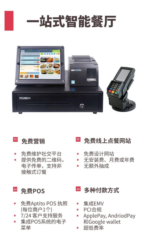 政府补贴 免费POS 免费网站 免费刷卡机 零费率