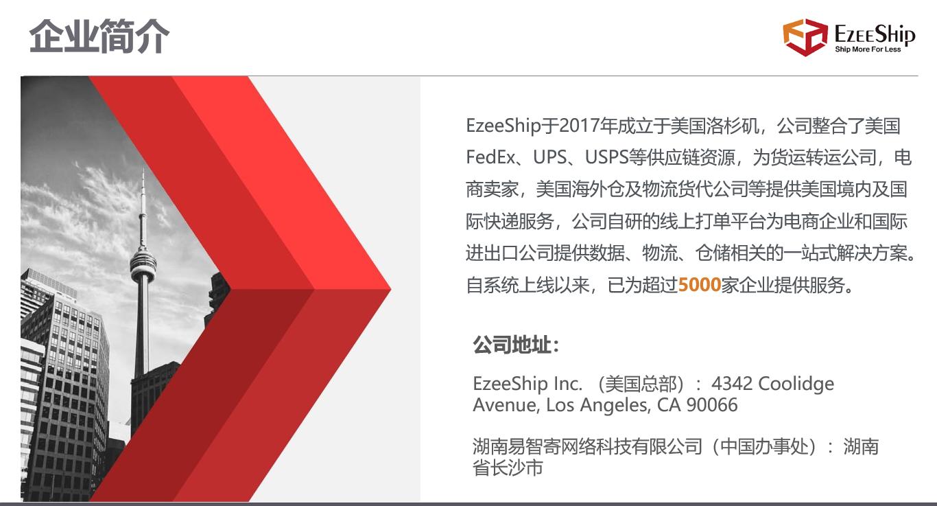 电商卖家,仓库发UPS,USPS,FedEx最优惠的平台