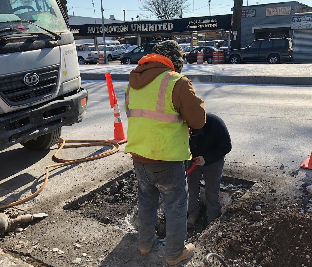 纽约水管维修服务 /法拉盛通下水道  电话:646-932-6788  顺通水管