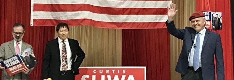 纽约市长选举日临近 候选人斯利瓦言行如一获赞