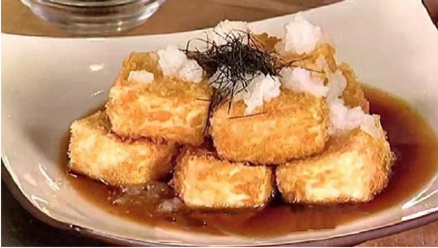 三道素食豆腐料理 各具风味和特色 简单易学(视频)