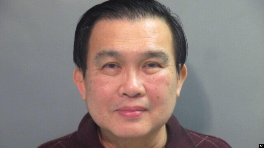 美国大学华裔教授隐瞒与中共关系被起诉