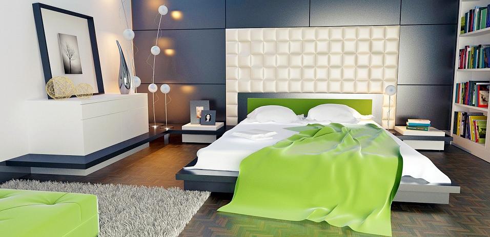 2021纽约最流行的卧室装修