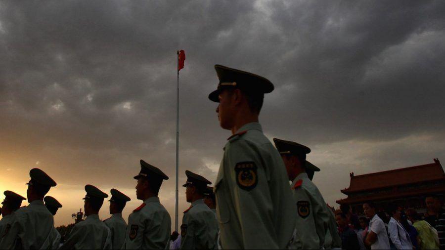 报告发现250个美国人与中国军方研究人员的合作