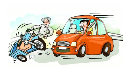 老人及儿童遭遇意外伤害 解决流程有不同