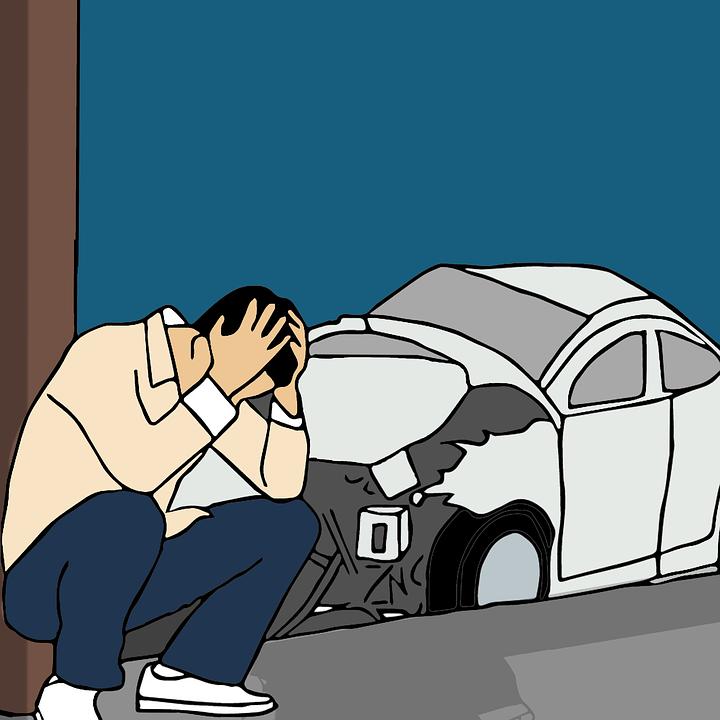 没保险 没身份  车祸被撞也可获赔