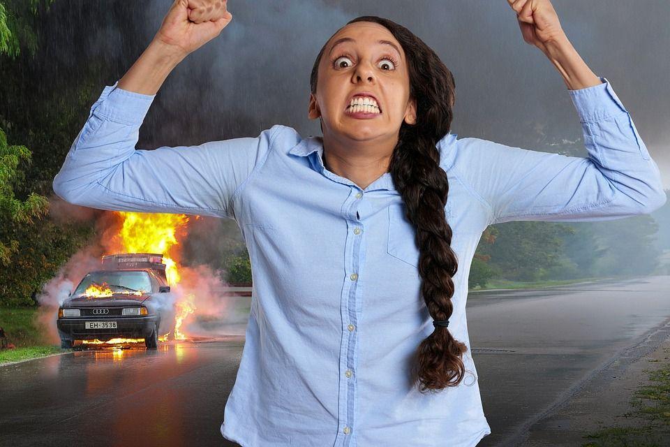 交通事故不要轻易私下和解